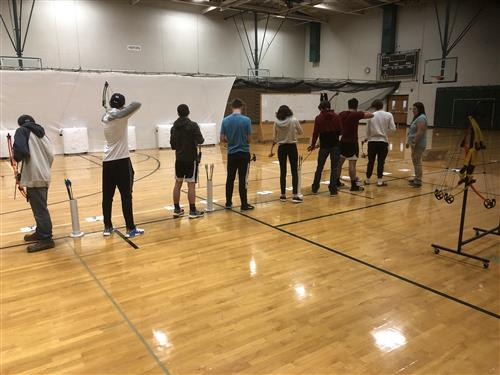 Archery at WHS