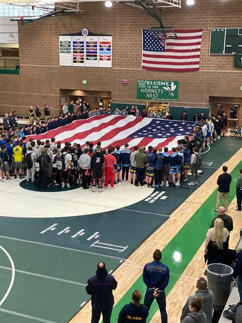 National Anthem Performed at the 2020 Mooney Classic