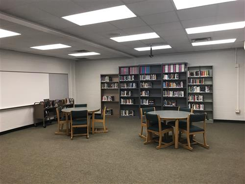 New Student Book Room