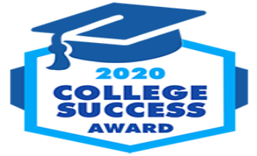 2020 College Success Award