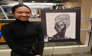 WHS Students Compete in 2020 MSUFCU Art Exhibition