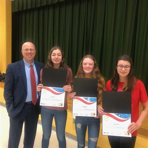 America and Me Essay Contest Winners 2019