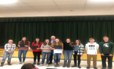 WMS America and Me Essay Contest Winners