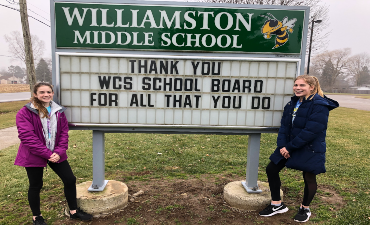 Board Appreciation Month JAN 2020