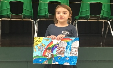 Discovery Elementary Poster Contest Winner