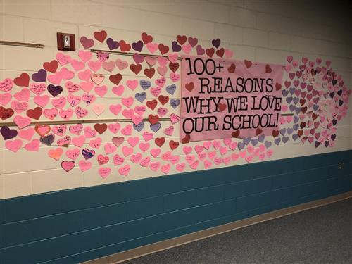 100 Reasons Why We Love School at Discovery Elementary