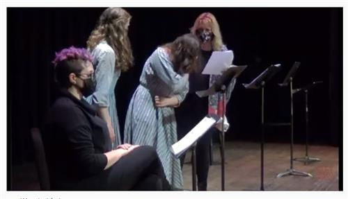 Young Playwrights Stage Reading