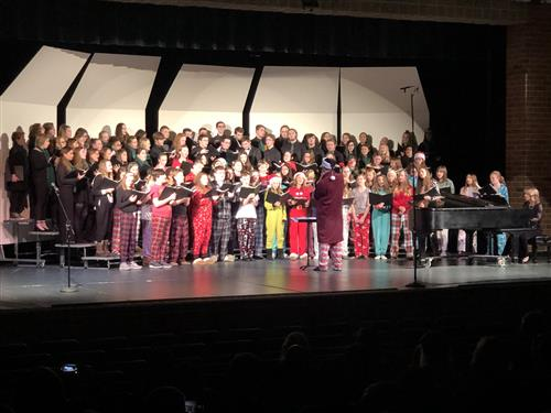 Winter Holiday Concert 2018
