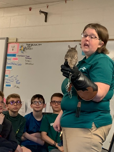 Howell Nature Center Visit 2019