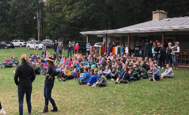 Fifth-grade Camp, 2019