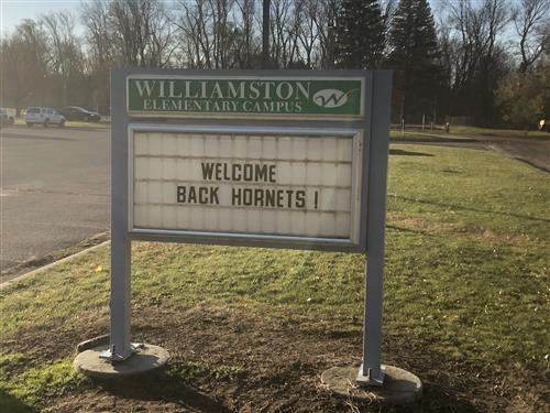 Welcome Back Hornets!