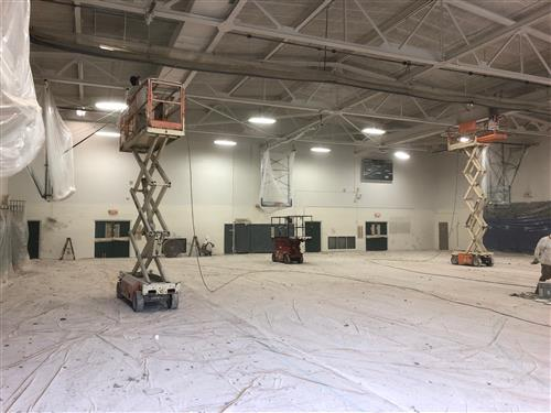WMS Gym Project