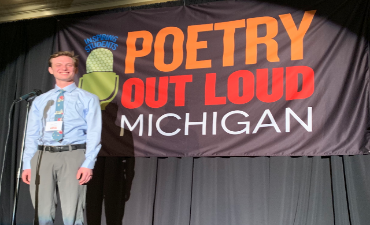 2019 Poetry Out Loud