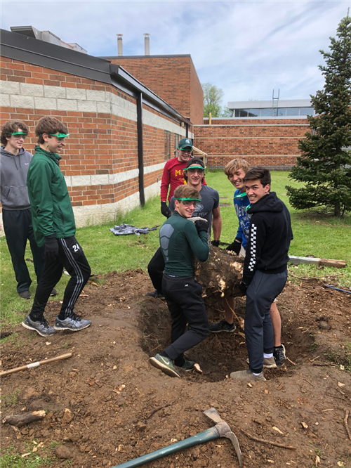 Senior Project Day 2019