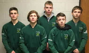 WHS State Finalist Wrestlers