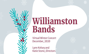 Williamston Bands Winter Concert