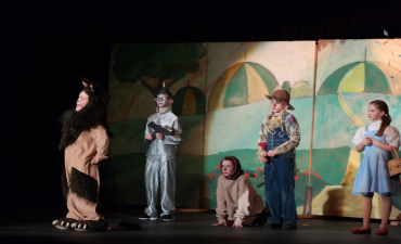 Wizard of Oz at Explorer Elementary