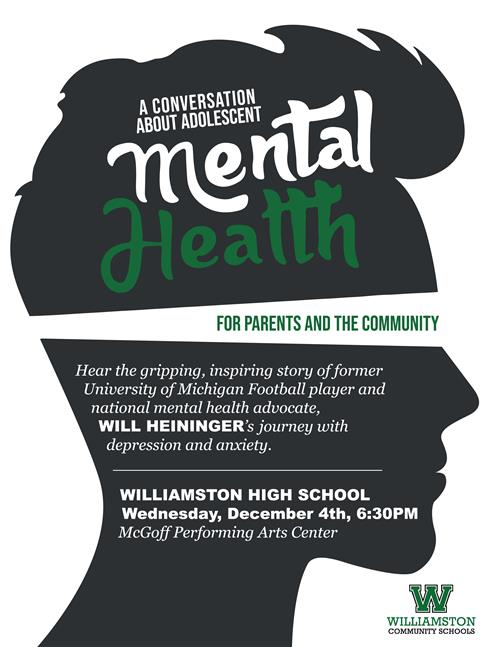 Adolescent Mental Health Meeting